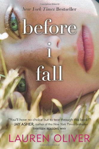 Before I Fall  N/A edition cover