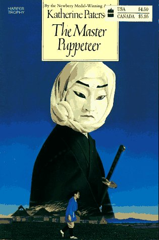 Master Puppeteer  Reprint edition cover