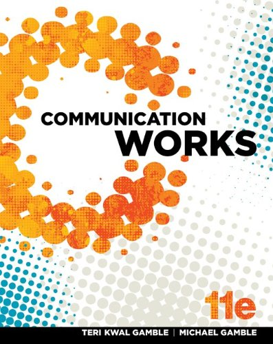 Communication Works  11th 2013 edition cover
