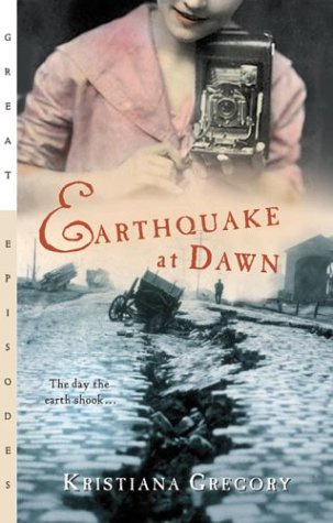 Earthquake at Dawn   1994 edition cover