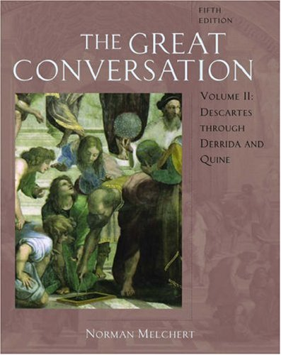 Great Conversation  5th 2007 (Revised) edition cover