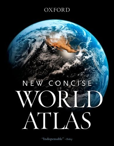 New Concise World Atlas  4th edition cover