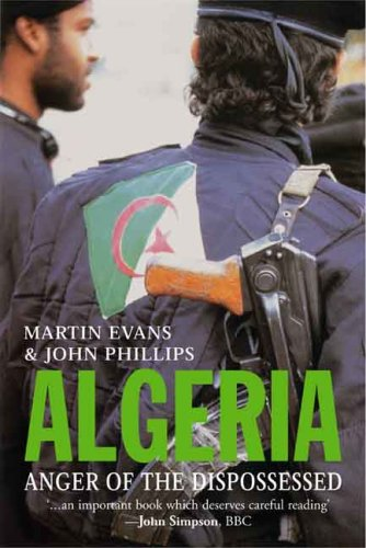 Algeria Anger of the Dispossessed  2007 edition cover