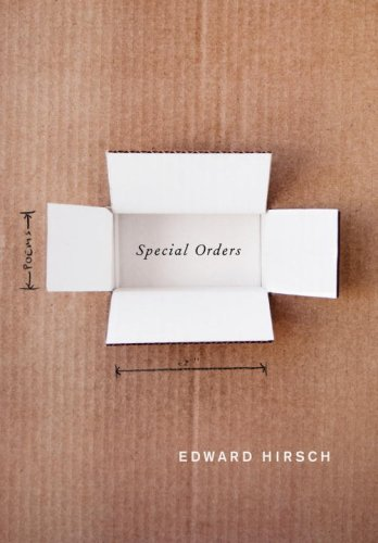 Special Orders Poems  2008 9780307266811 Front Cover