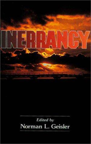 Inerrancy   1980 edition cover