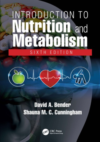 Cover art for Introduction to Nutrition and Metabolism, 6th Edition