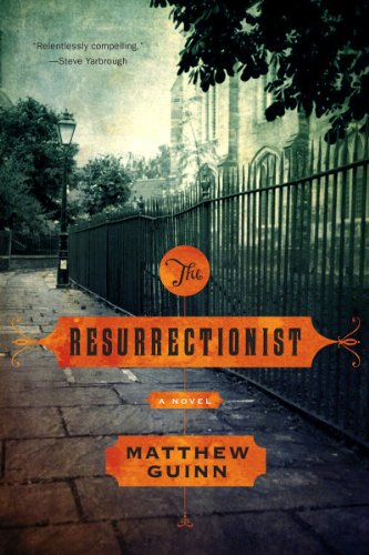 Resurrectionist   2014 edition cover