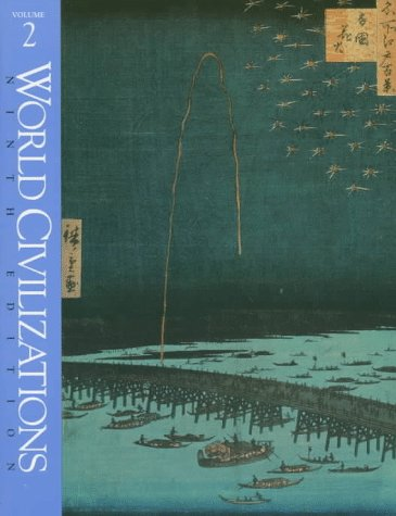 World Civilizations  9th 1997 edition cover