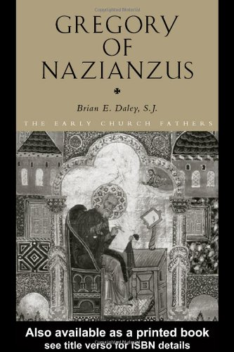 Gregory of Nazianzus   2004 edition cover