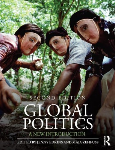 Global Politics A New Introduction 2nd 2014 (Revised) edition cover