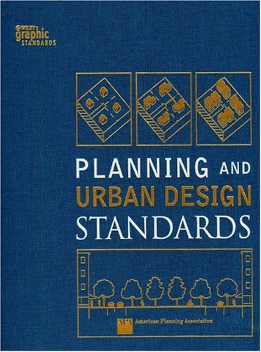 Planning and Urban Design Standards   2005 edition cover