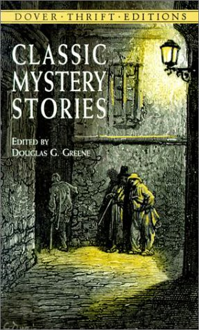Classic Mystery Stories  N/A edition cover