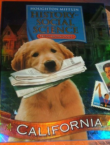 History Social-science, California Edition: Level 2 - Neighborhoods  2007 edition cover