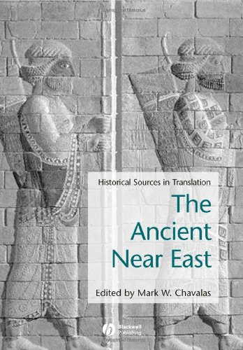 Ancient near East Historical Sources in Translation  2006 (Revised) edition cover