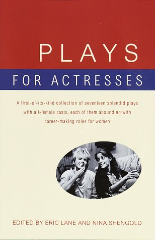 Plays for Actresses  N/A edition cover