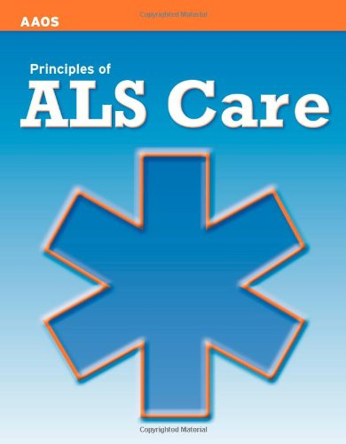 Principles of ALS Care   2011 9780763765811 Front Cover