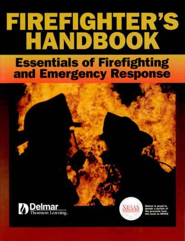 Firefighter's Handbook Essentials of Firefighting and Emergency Response  2000 edition cover