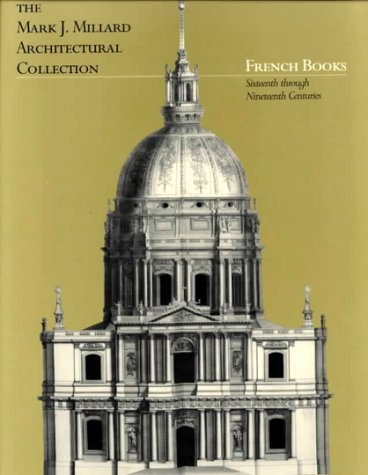 French Books Sixteenth Through Nineteenth Centuries  1993 9780807612811 Front Cover