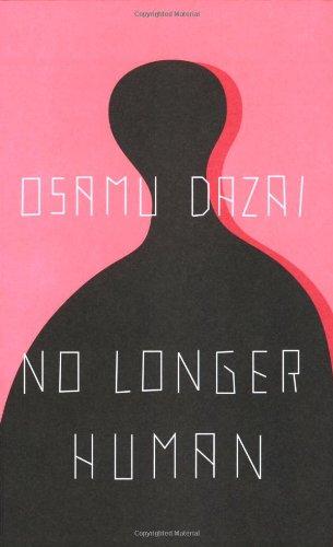 No Longer Human   1958 edition cover