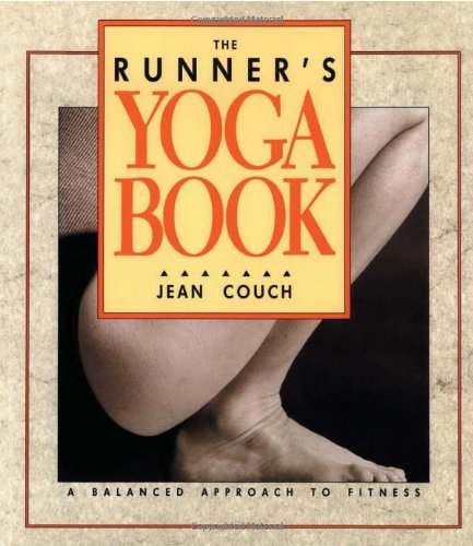 Runner's World Yoga Book  Revised edition cover