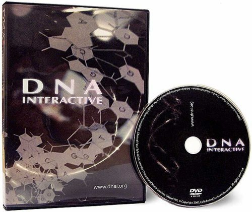 DNA Interactive:  2003 edition cover