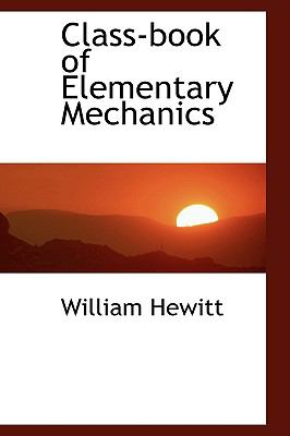 Class-Book of Elementary Mechanics  2009 edition cover