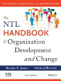 NTL Handbook of Organization Development and Change Principles, Practices, and Perspectives 2nd 2014 edition cover