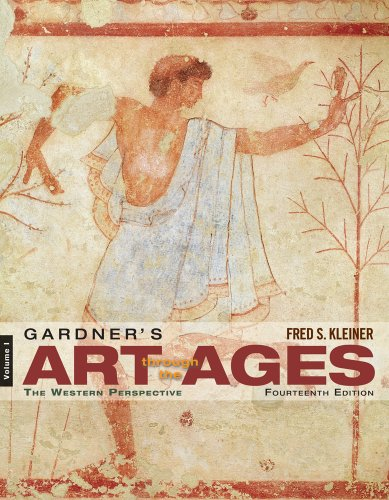 Gardner's Art Through the Ages + Arts Coursemate With Ebook Printed Access Card: The Western Perspective 14th 2012 edition cover