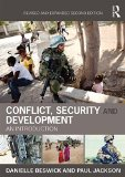 Conflict, Security and Development An Introduction 2nd 2015 (Revised) edition cover