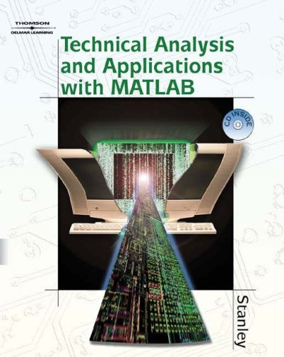 Technical Analysis and Applications with MATLAB   2005 9781401864811 Front Cover