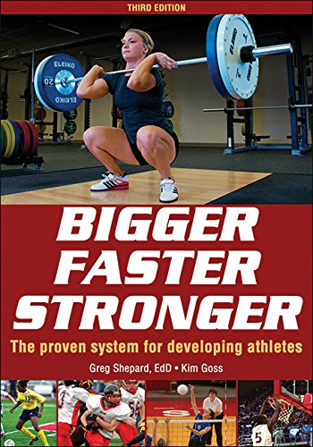 Bigger Faster Stronger  3rd 2017 9781492545811 Front Cover