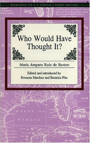 Who Would Have Thought It?  1995 edition cover