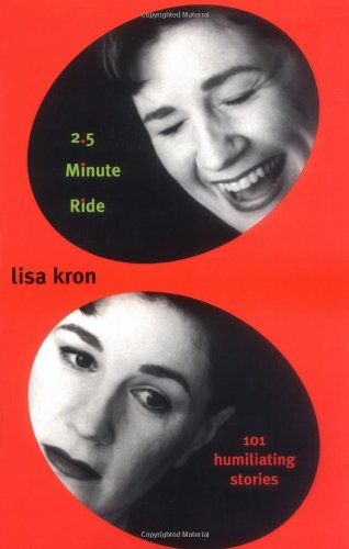 2.5 Minute Ride and 101 Most Humiliating Things   2001 edition cover