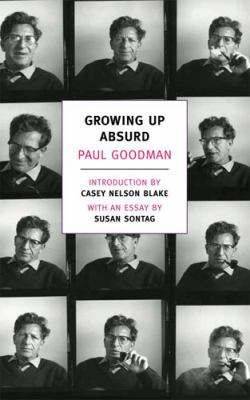 Growing up Absurd   2012 edition cover