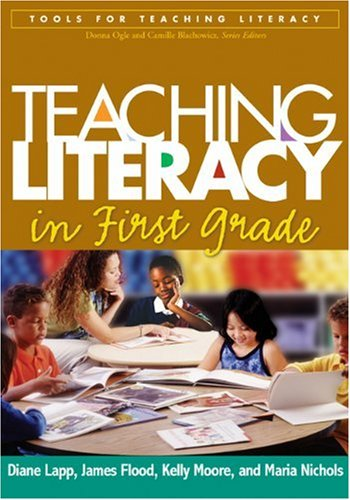 Teaching Literacy in First Grade   2005 edition cover