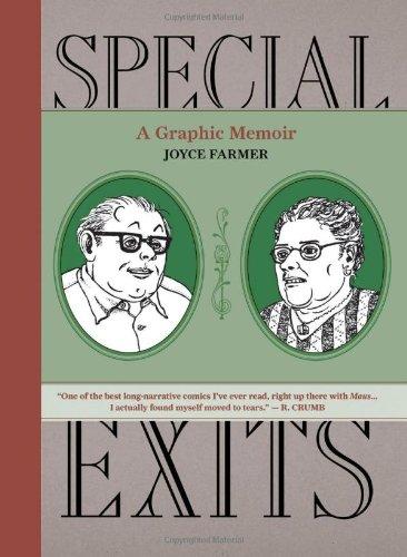 Special Exits A Memoir  2010 edition cover