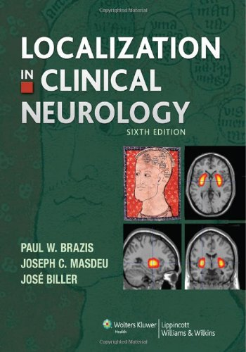 Localization in Clinical Neurology  6th 2011 (Revised) edition cover