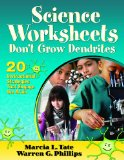 Science Worksheets Don't Grow Dendrites 20 Instructional Strategies That Engage the Brain 2nd edition cover