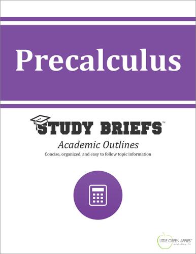 Precalculus cover