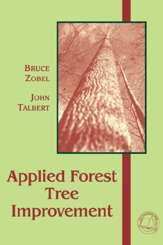 Applied Forest Tree Improvement 1st 2003 9781930665811 Front Cover