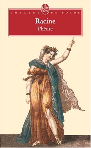 PHEDRE 1st edition cover