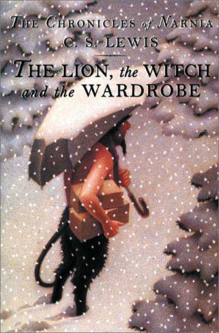 Lion, the Witch and the Wardrobe   1978 (Abridged) edition cover