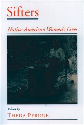 Sifters Native American Women's Lives  2001 edition cover