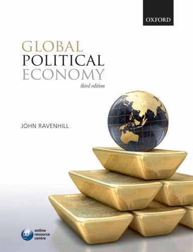 Global Political Economy  3rd 2010 edition cover