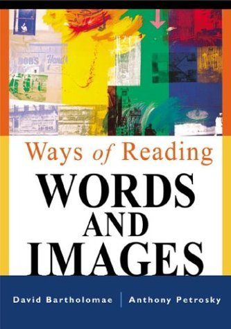 Ways of Reading Words and Images  N/A edition cover