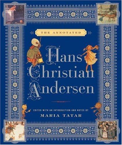 Hans Christian Andersen   2007 edition cover