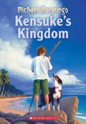 Kensuke's Kingdom  N/A edition cover