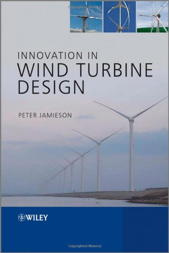 Innovation in Wind Turbine Design   2011 9780470699812 Front Cover