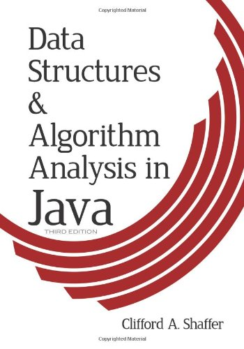 Data Structures and Algorithm Analysis in Java  3rd 2011 9780486485812 Front Cover