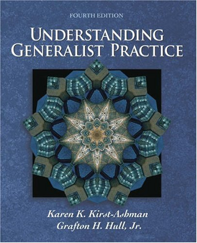 Understanding Generalist Practice  4th 2006 (Revised) edition cover